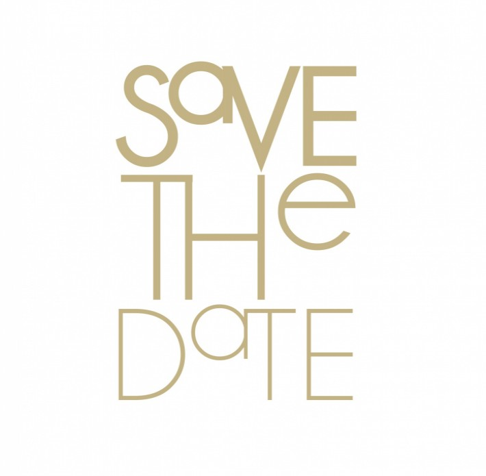 Save the date / 13x13 enkel voor