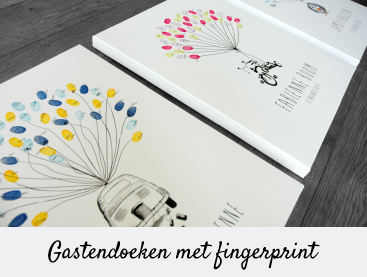 fingerprint gastendoek